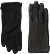 Lauren Ralph Lauren Color Stitch Hybrid Touch Gloves