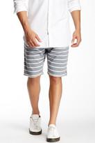 Howe Flipside Wide Stripe Reversible Short
