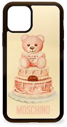 Moschino iPhone 11 Pro Max Teddy Cake Phone Case