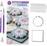 "Wilton 19-Piece ""I Taught Myself to Decorate Cookies"" Book Set"