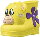 Mini Melissa Mini Monkey Boot Js (Inf/Tod) - Yellow - 8 Toddler
