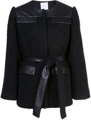 Rosetta Getty Yokeed safari jacket