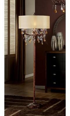 """Astoria Grand Stillwater 67"""" Candelabra Floor Lamp"""