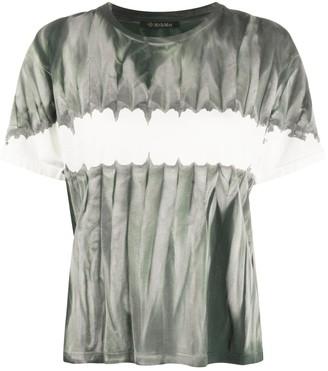 Mr & Mrs Italy Tie-dye Regular T-shirt For Woman