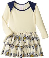 Masala Baby Tribe Dress (Baby) - Ivory - 3-6 Months