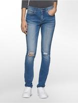 Calvin Klein Curvy Skinny Light Wash Jeans