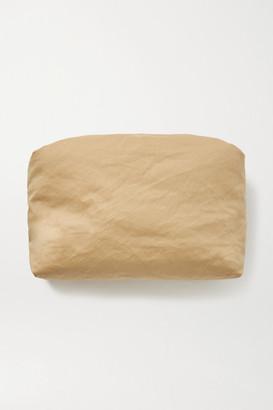 BEIGE Kassl Editions - Padded Shell Clutch
