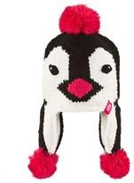 Animal Megeve Penguin Peruvian Beanie