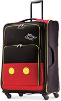 """Disney Mickey Mouse Pants 28"""" Spinner Suitcase by American Tourister"""
