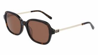 Diane von Furstenberg Women's DVF685S Rectangular Sunglasses