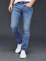 Gap HIGH STRETCH 1969 slim fit jeans