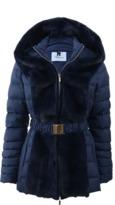 Blumarine Nylon Puffer Jacket