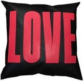 HIPCHIK Vegan Leather Pillow