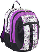 Asstd National Brand Fuel Active Black Grape Sizzle Backpack