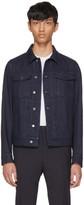 Prada Blue Denim Jacket