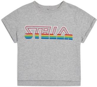 Stella McCartney Sporty Logo T-Shirt