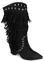Thumbnail for your product : Kenneth Cole Women's West Side Fringe Mid-Calf Boots