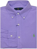 Polo Ralph Lauren Mens Classic Fit Buttondown Oxford Shirt (S, )