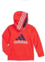 adidas Classic Hoodie (Toddler Boys & Little Boys)