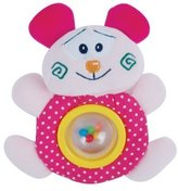 Petite Creations Rattle Toy, Mouse by Petite Creations