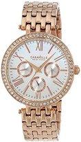 Bulova Caravelle New York Women's 44N101 Analog Rose Gold Dress Watch