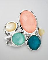 Ippolita Wonderland Five-Stone Ring, Breeze