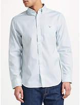Gant 80's Stripe Long Sleeve Shirt
