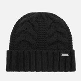 Michael Kors Men's Link Cable Cuff Hat - Black