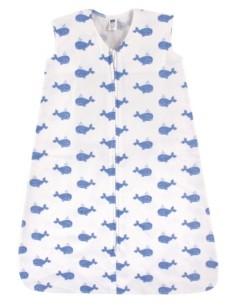 Hudson Baby Safe Sleep Wearable Jersey Sleeping Bag/Blanket, 0-24 Months