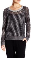 Inhabit Open Knit Cashmere Sweater