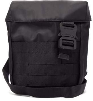 Alyx Military Nylon-gabardine Shoulder Bag - Mens - Black