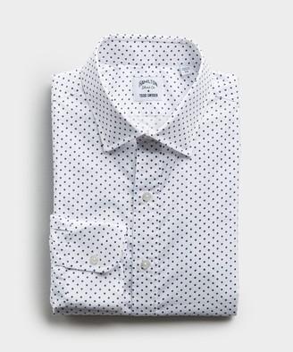 Hamilton Made in the USA + Todd Snyder Polka Dot Dress Shirt