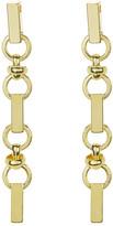 Yochi Links of Love Earrings