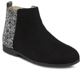 OLIVIA MILLER Little Girls Sparkle Up Bootie
