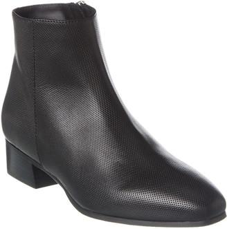 Aquatalia Fuoco Weatherproof Embossed Leather Boot