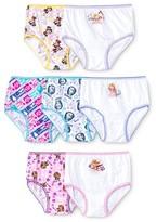 Nickelodeon Girls' Paw Patrol Bikini Briefs - Multicolored