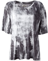 Acne 'Wonder' acid print t-shirt