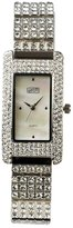 Eton Women's Quartz Watch with Mother of Pearl Dial Analogue Display and Bracelet 2935L-Wt
