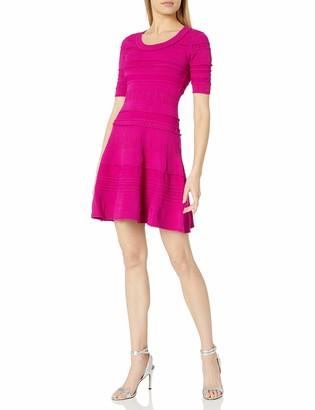 Milly Women's Textured Tech Dress