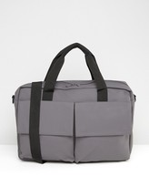Rains Pace Satchel Bag In Gray