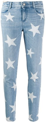 Stella McCartney Star skinny jeans