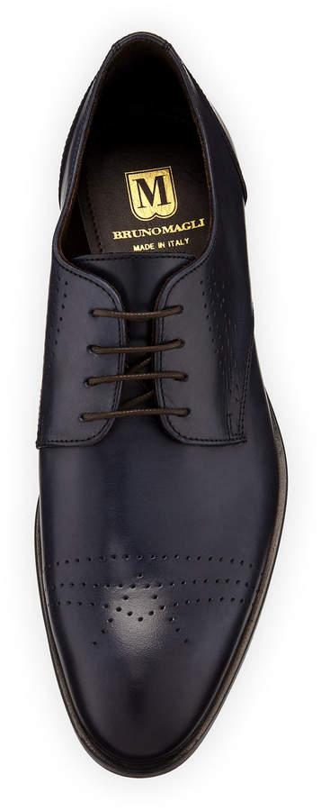 Bruno Magli Men's Lugano Leather Dress Shoes
