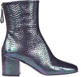 Premiata Hammered Ankle Boots