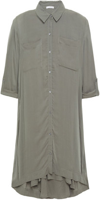 James Perse Mousseline Shirt Dress