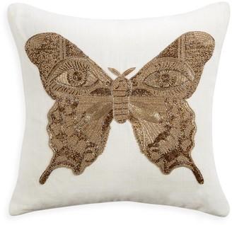 Jonathan Adler Muse ButterflyThrowPillow