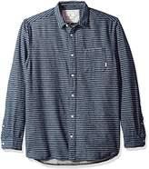 Quiksilver Men's Crossed Tide Shirt