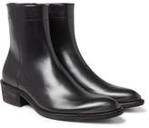 Haider Ackermann Leather Boots
