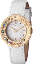 Salvatore Ferragamo Gancino Sparkling Collection FF5900015 Women's Quartz Watch