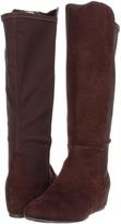 Stuart Weitzman Mainline (Toddler/Youth) (Brown) - Footwear