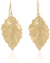 LFrank The Holly Leaf Earrings